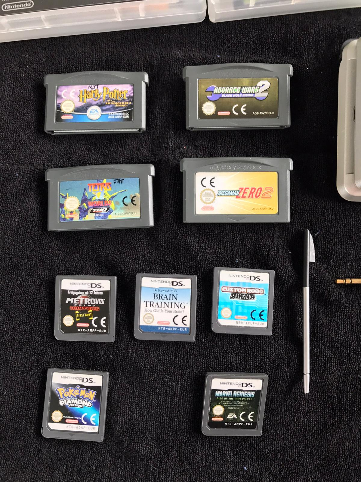 Nintendo ds + GAMES in E18 London for £35 00 for sale - Shpock