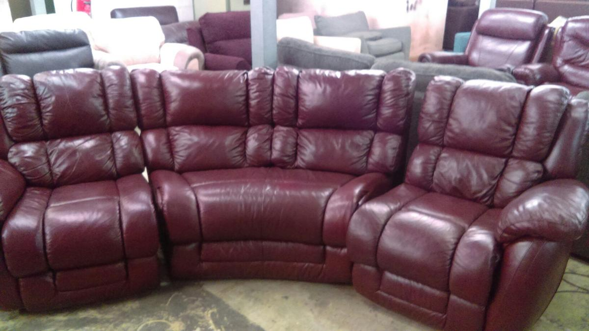 Job Lot Of Lazyboy Sofas In M7 Salford