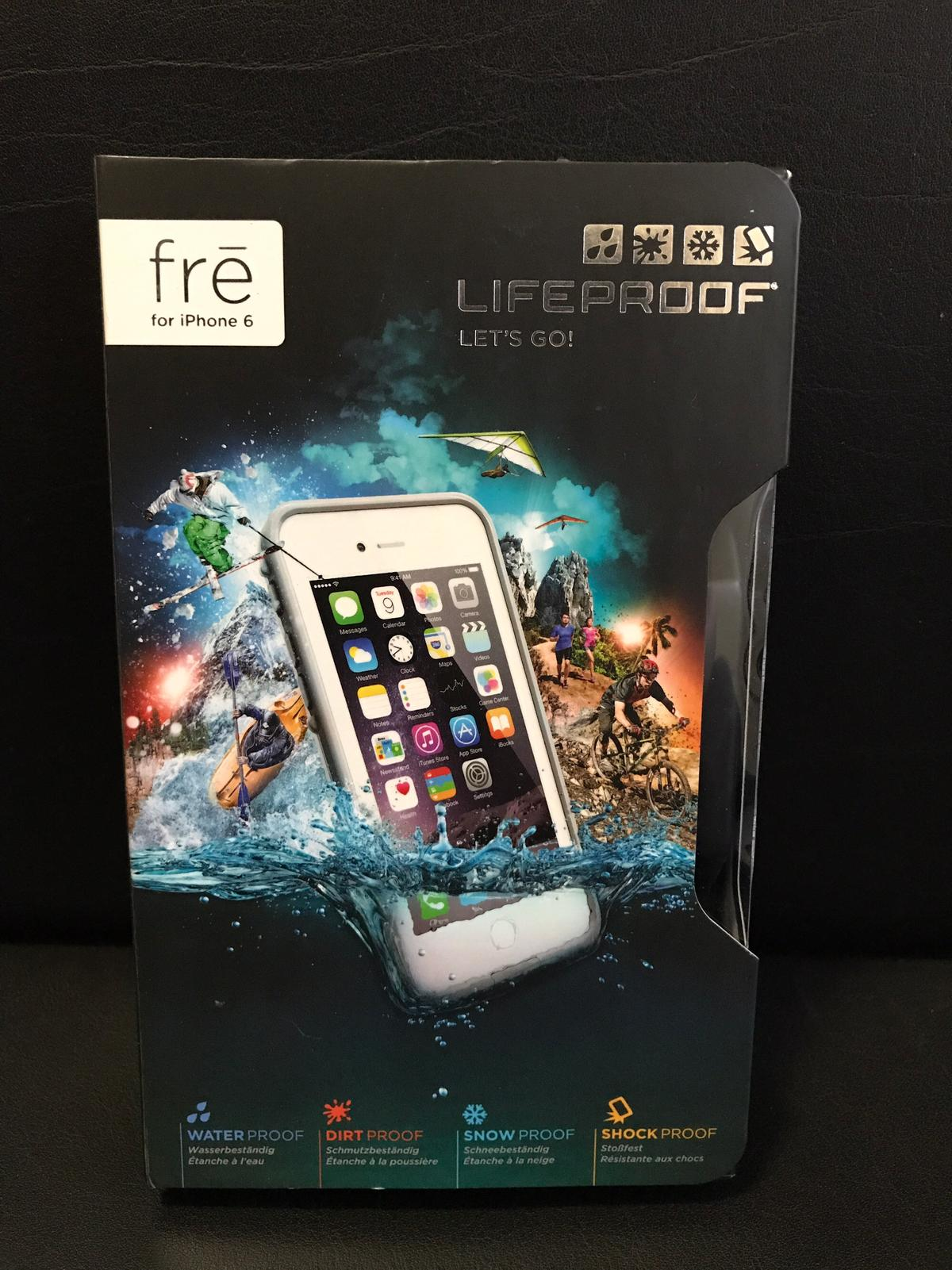 custodia lifeproof iphone 6s