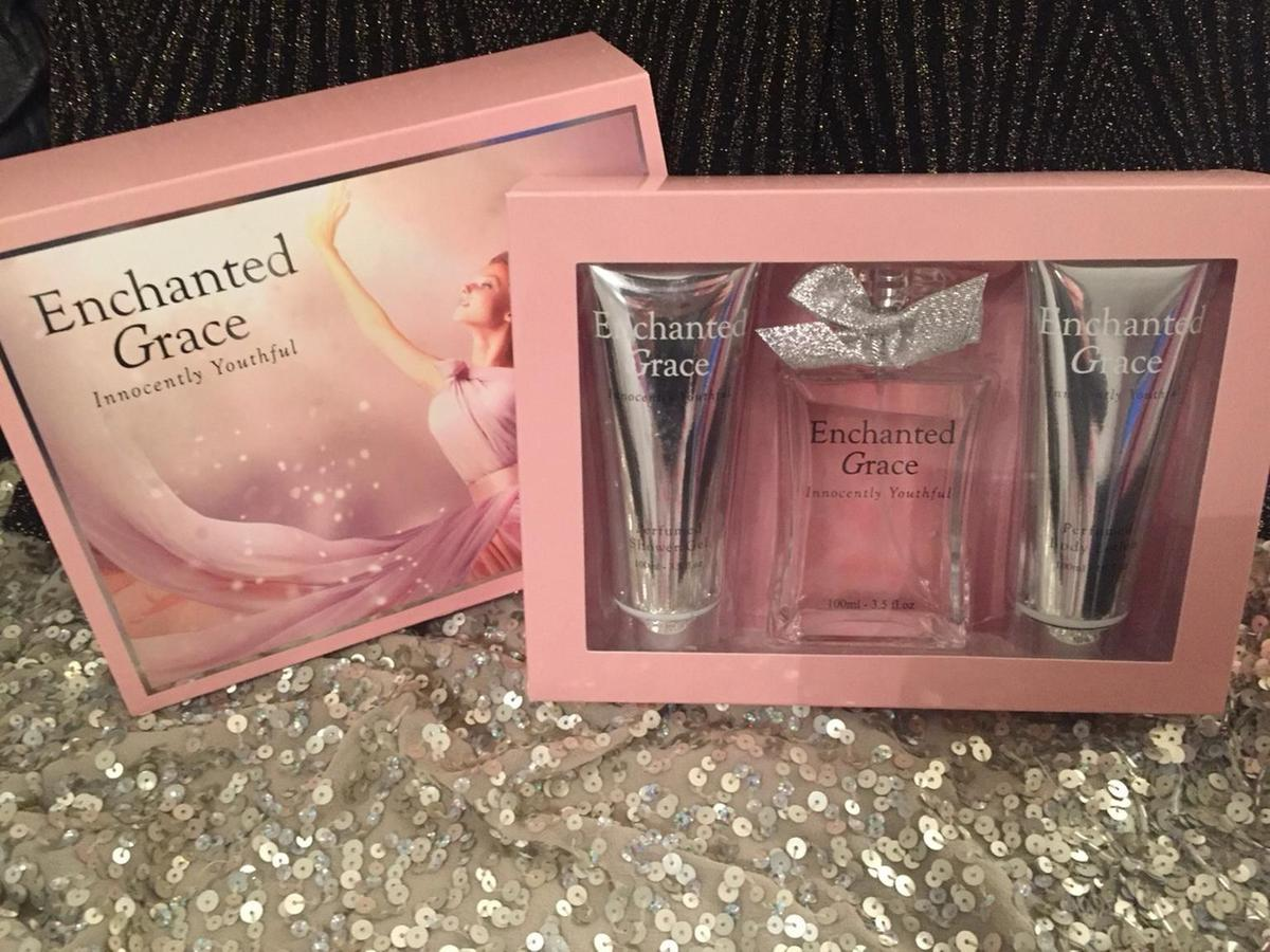 Enchanted Grace 3 Piece Gift Set