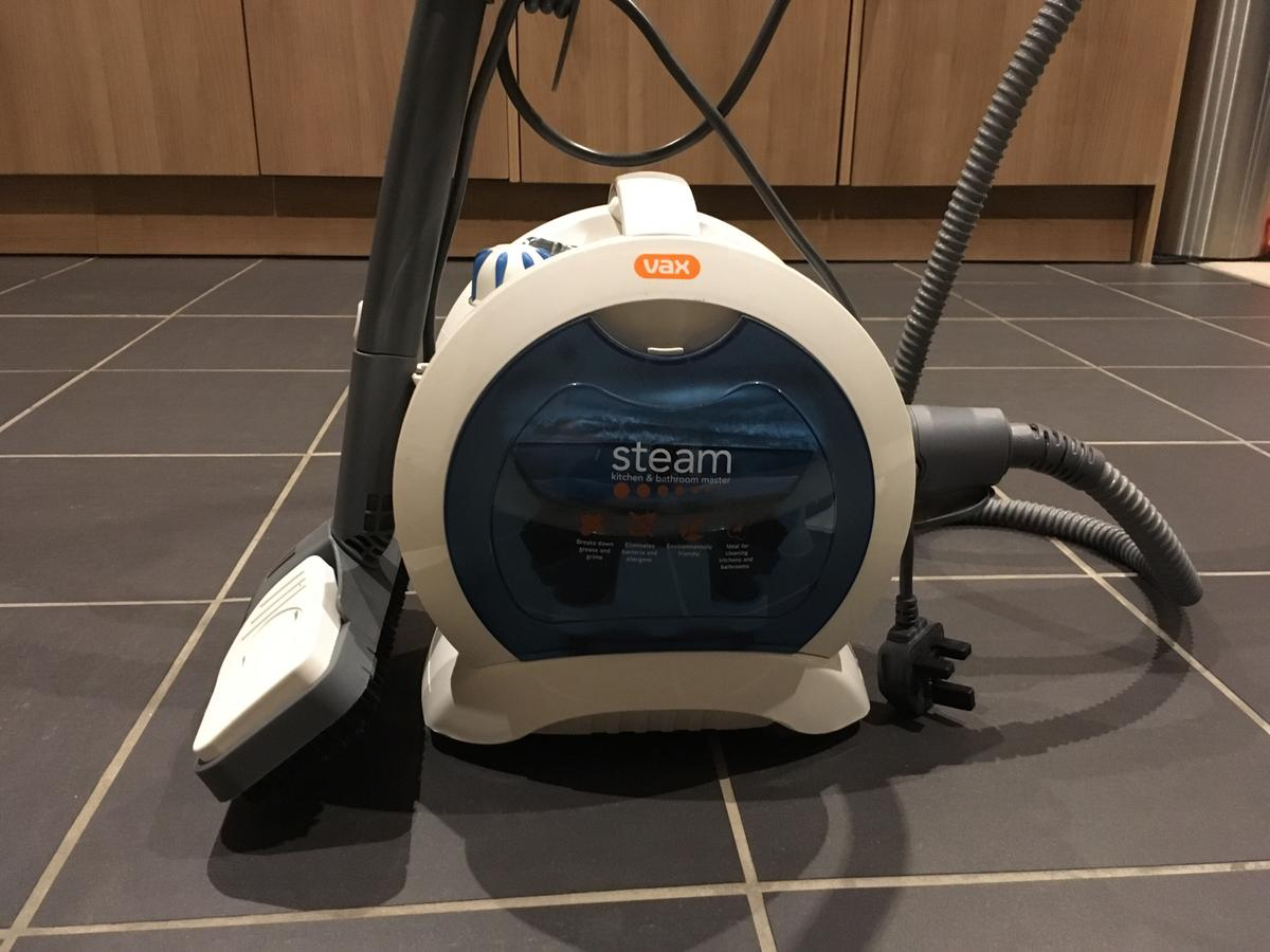 Vax S5c Kitchen Bathroom Master Steam Clean In Pl3 Plymouth For