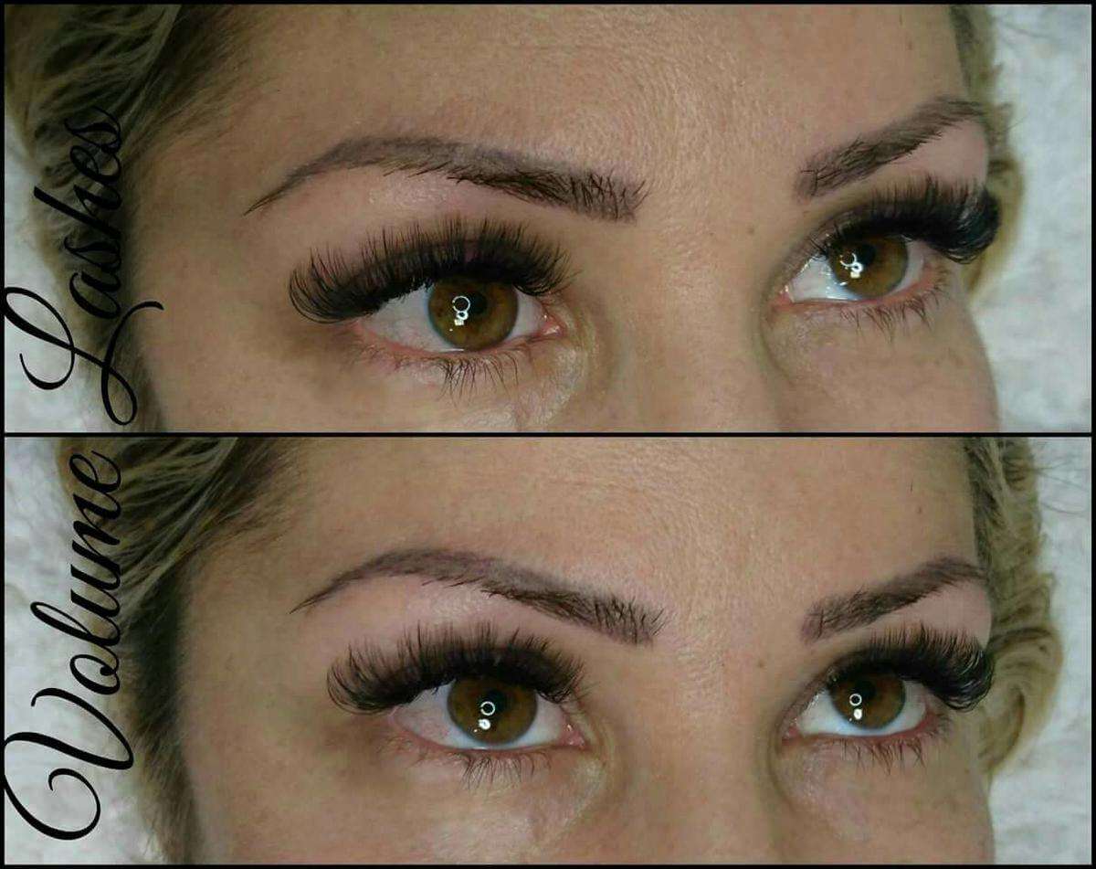 bb055300830 Volume 2D - 3D eyelash extensions ❤ in N17 London for £45.00 for ...