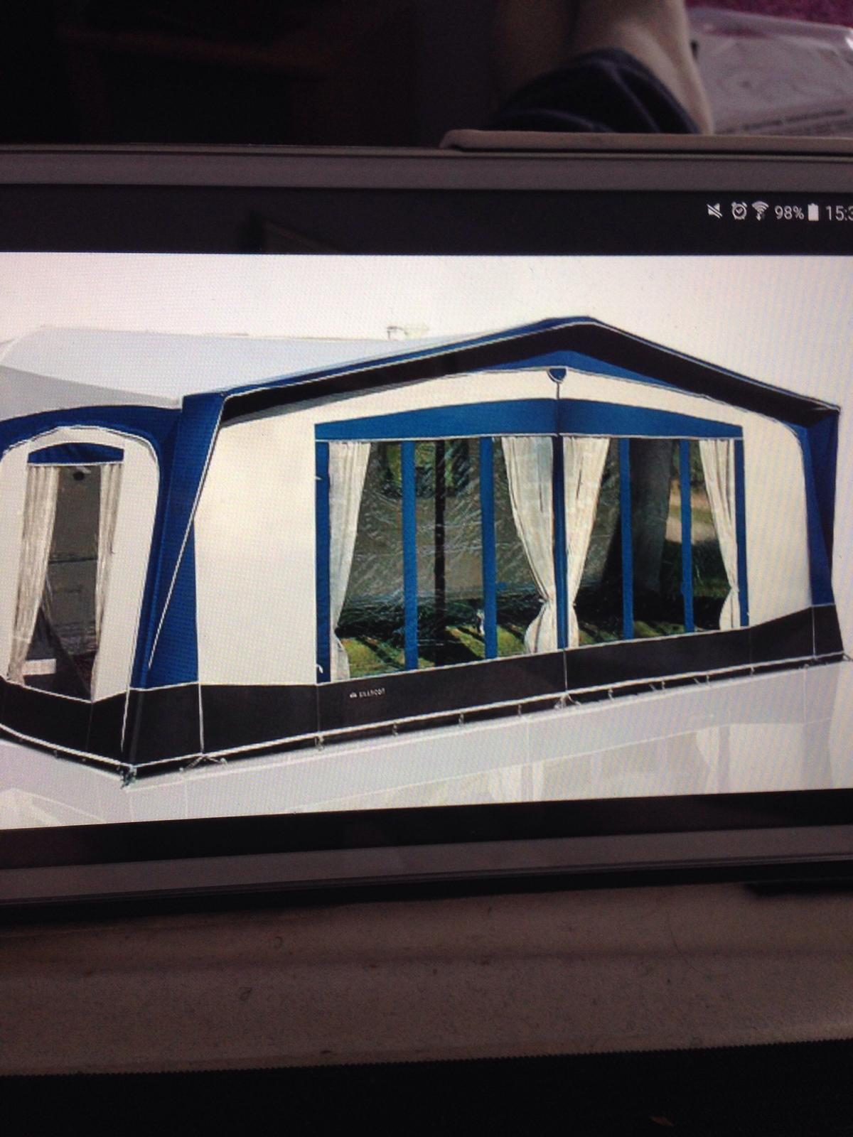 Bradcot Active Awning Size 960cm In Kt20 Epsom For 320 00 For Sale Shpock