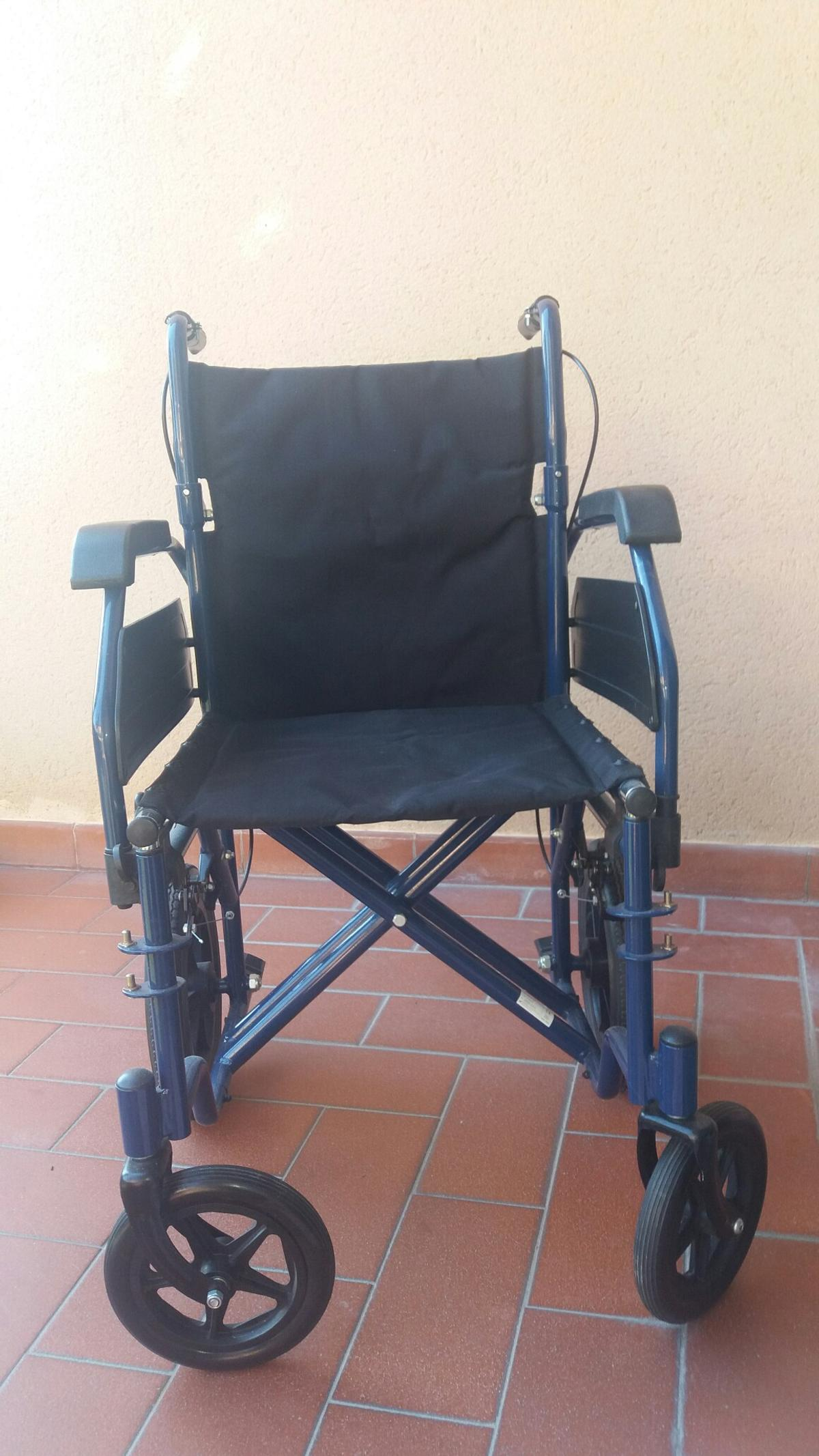 Carrozzina Sedia A Rotelle In 56038 Ponsacco For 180 00 For Sale Shpock
