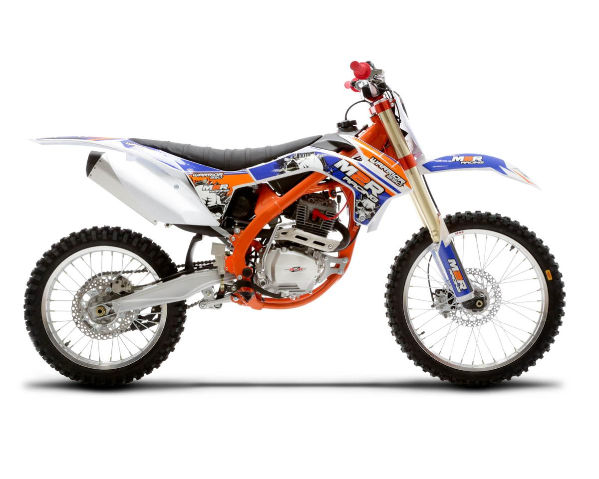 250cc M2R Racing Warrior J1 Dirt Bike in LE14 Old Dalby for