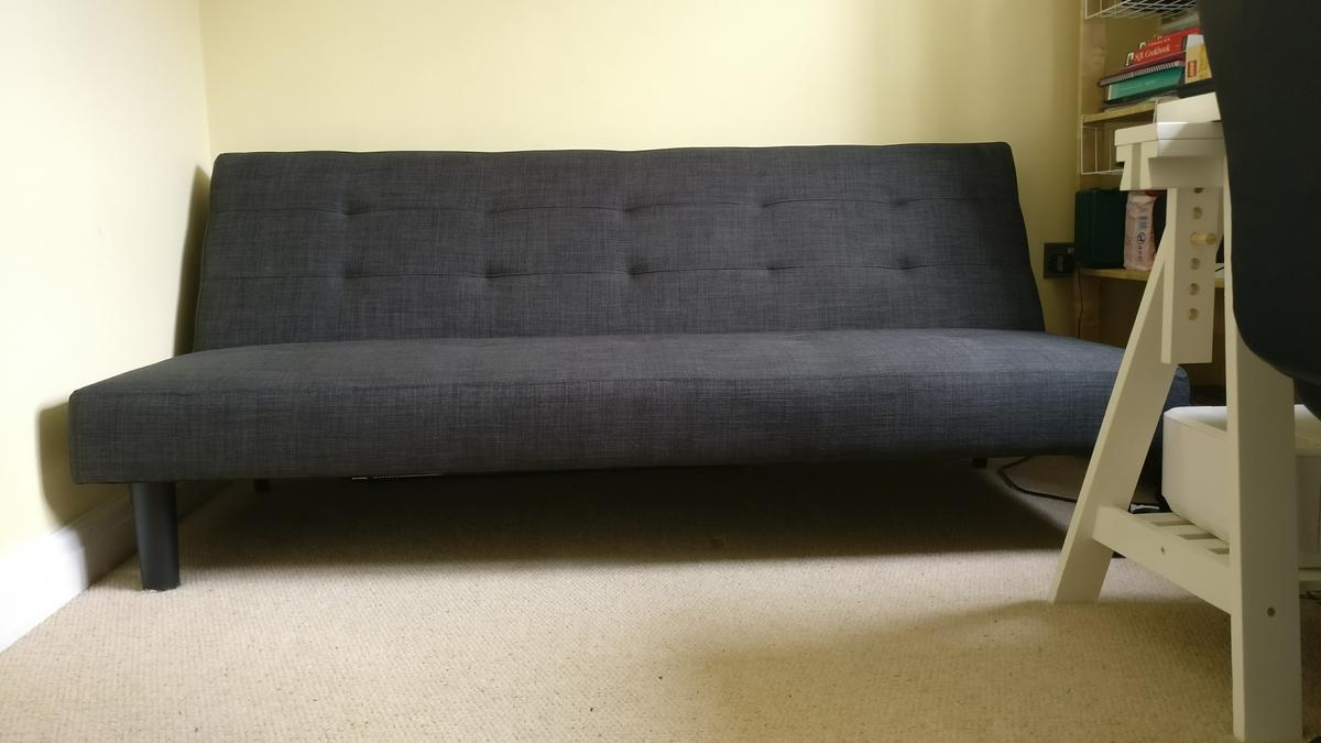Good Quality Sofa Bed Barely Used