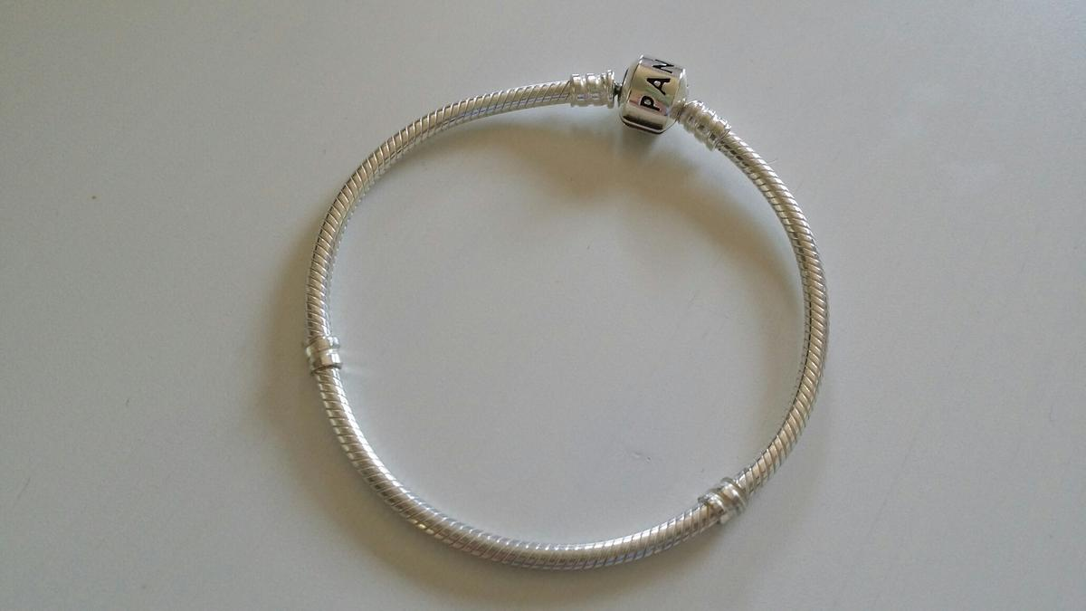 3053a0c8c Pandora Silber Charm-Armband in 76532 Baden-Baden for €49.00 for ...