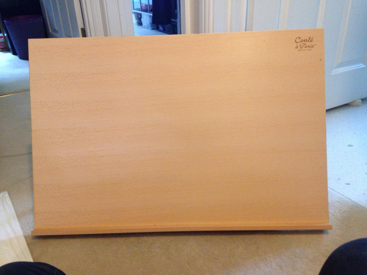 A2 conte drawing easel in HP3 Hempstead for £10 00 for sale