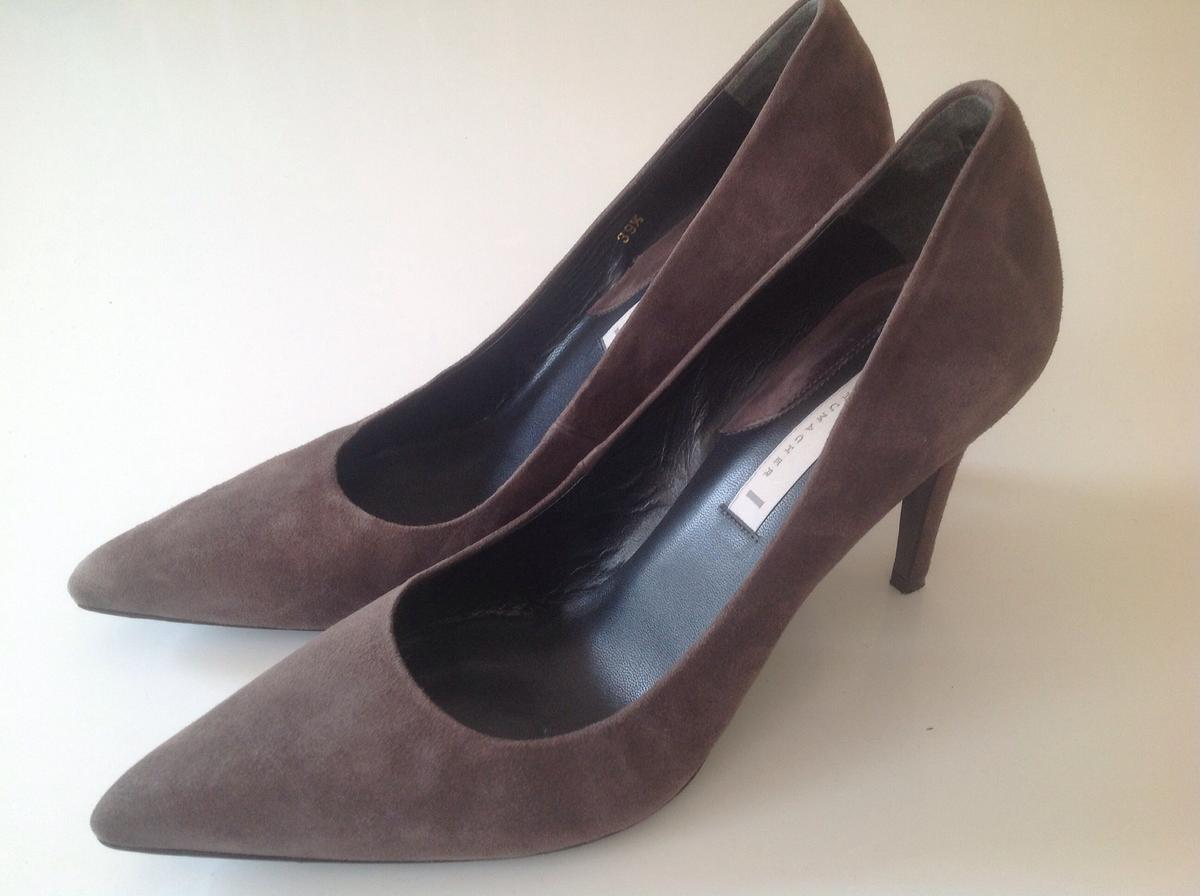 SCHUMACHER High Heels Pumps taupe Gr.39,5 in 13589 Berlin