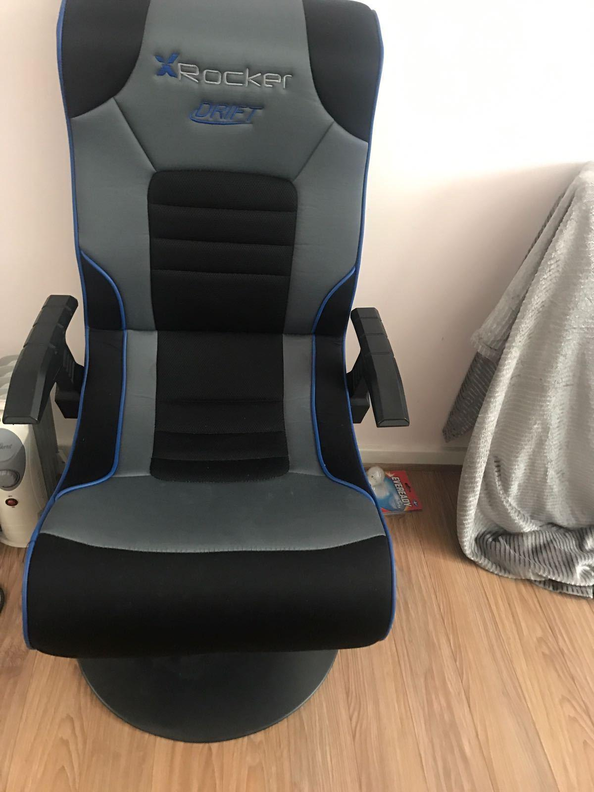 Brilliant X Rocker Bluetooth Drift Gaming Chair Ocoug Best Dining Table And Chair Ideas Images Ocougorg