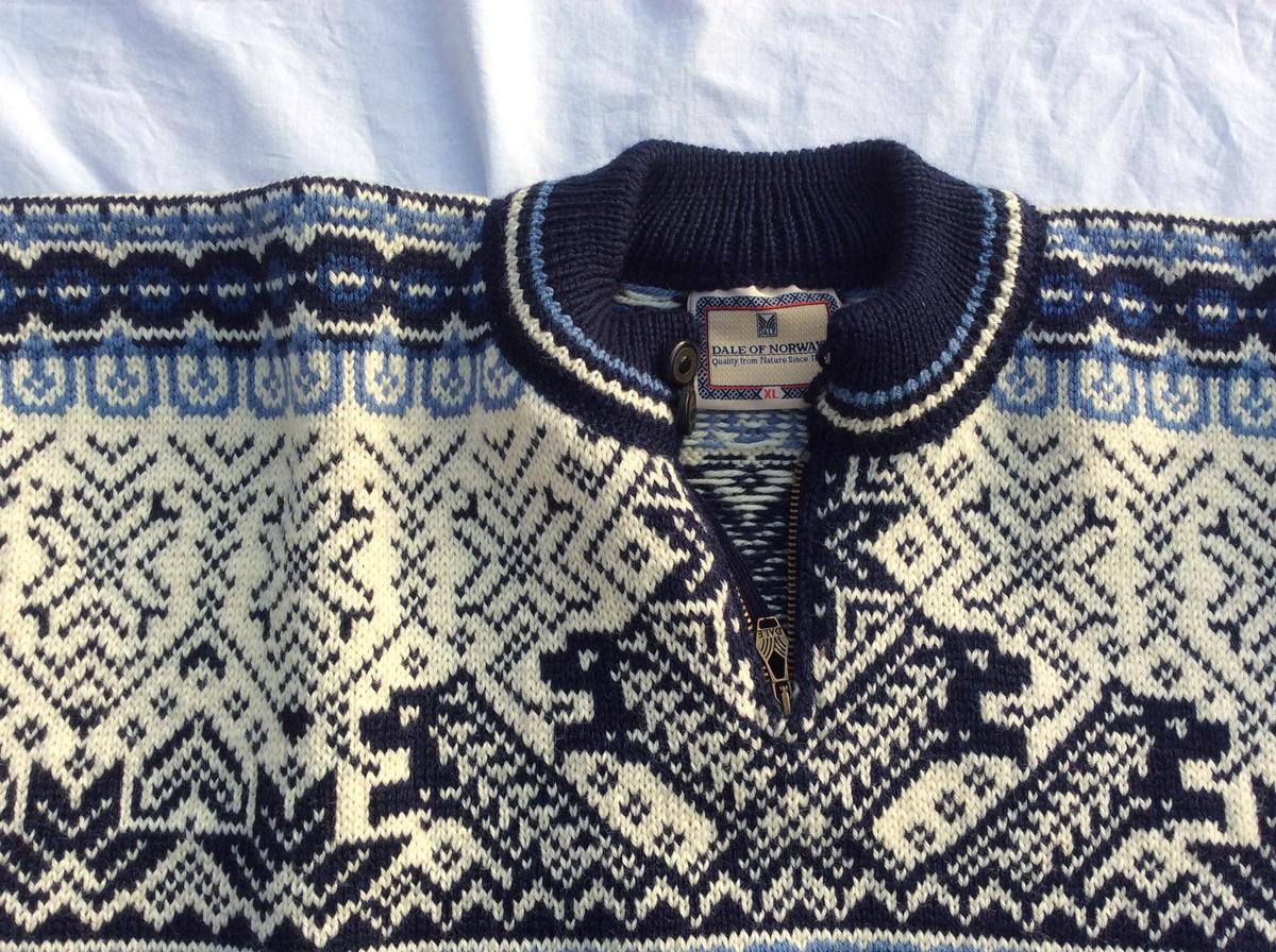 Norweger Pullover Marke Dale of Norway in 74354 Besigheim