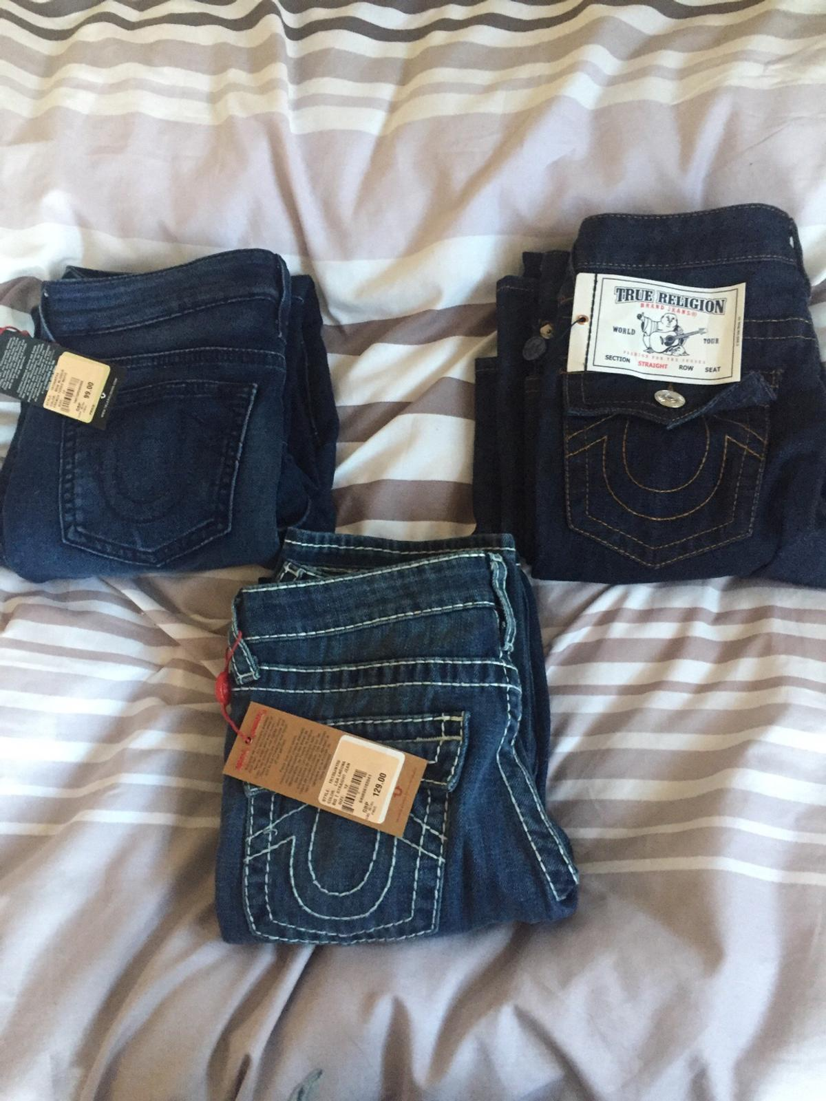 71a2b7e56 Boys true religion jeans in Newark and Sherwood for £35.00 for sale ...