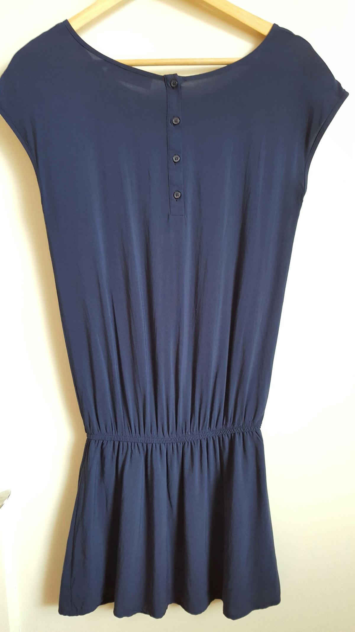 Blau Kurze Kleid In 34130 Kassel For 7 00 For Sale Shpock