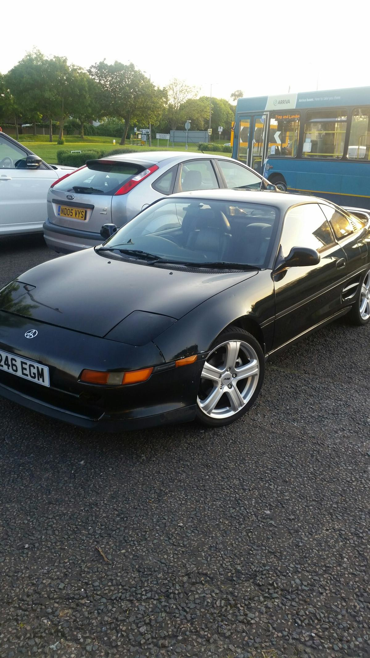 Toyota mr2 G LTD in SS3-Sea for £1,600 00 for sale - Shpock