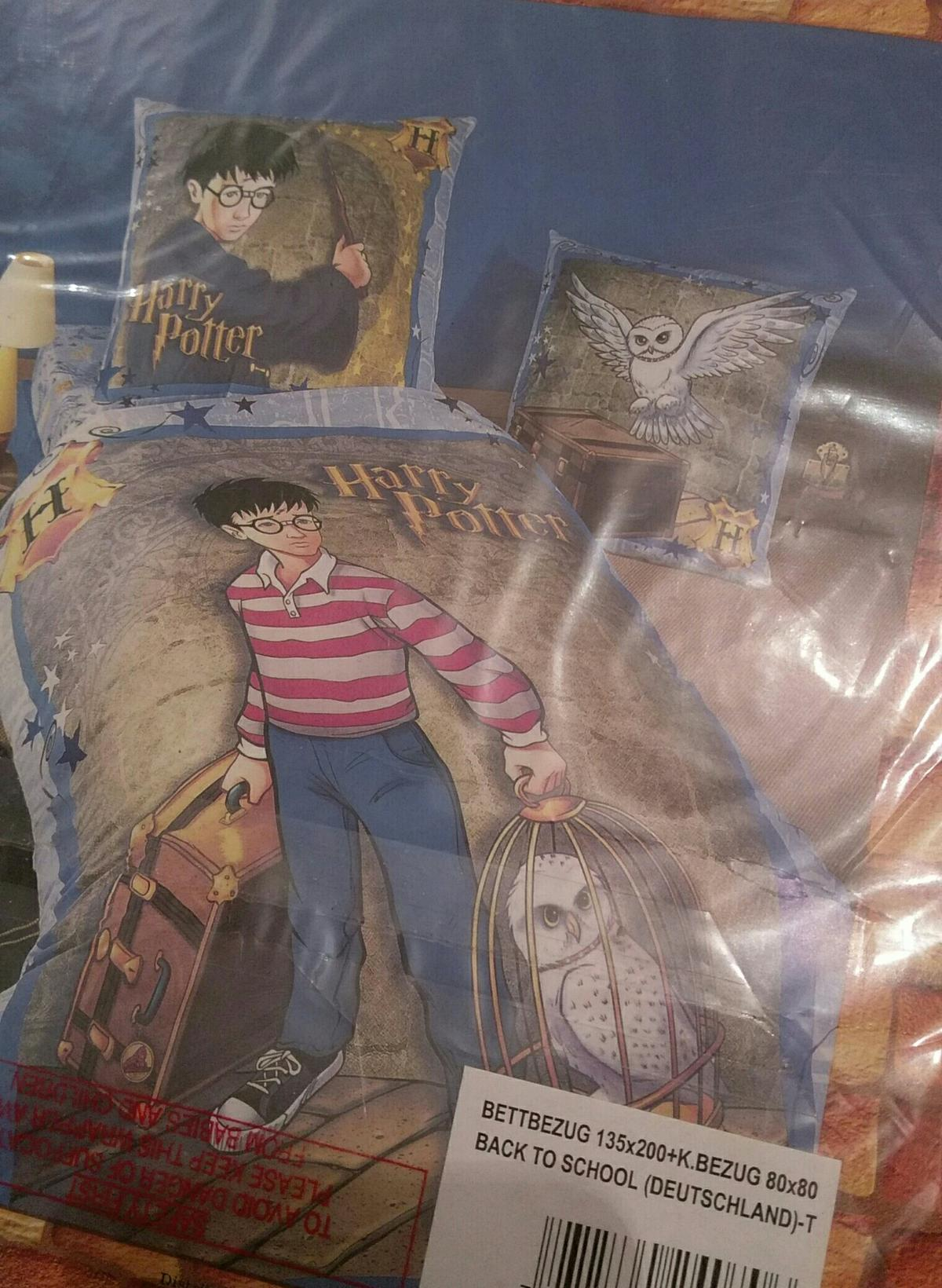 2er Set Harry Potter Bettwäsche Neu In 67715 Geiselberg For 3600