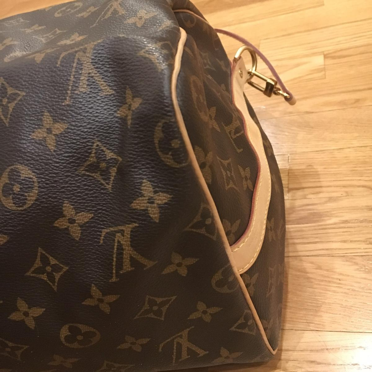 1b16c8e286 Bauletto Louis Vuitton Speedy Bandouliere 40 in 20149 Milano for €800.00  for sale - Shpock