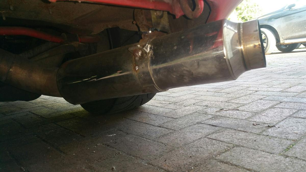 Mr2 Exhaust For Sale