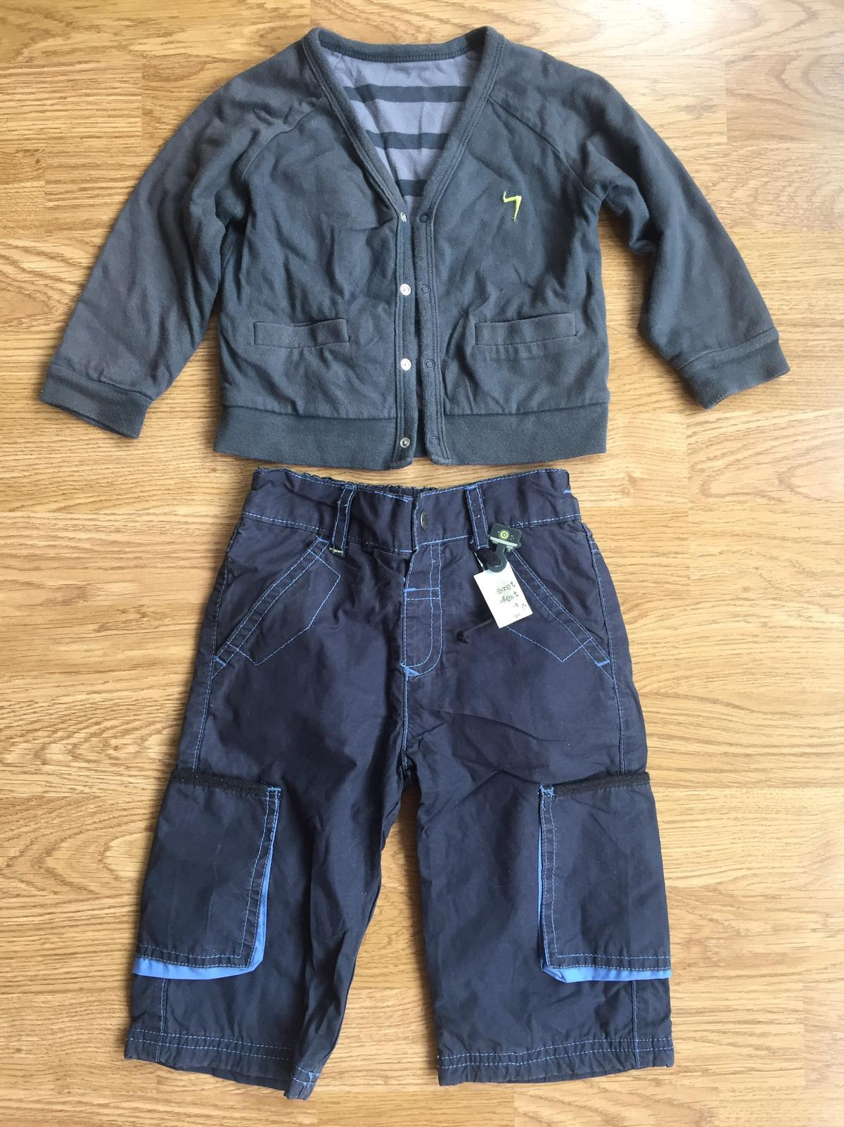 Nice Baby Boy Trousers Excellent Condition 9-12 Months