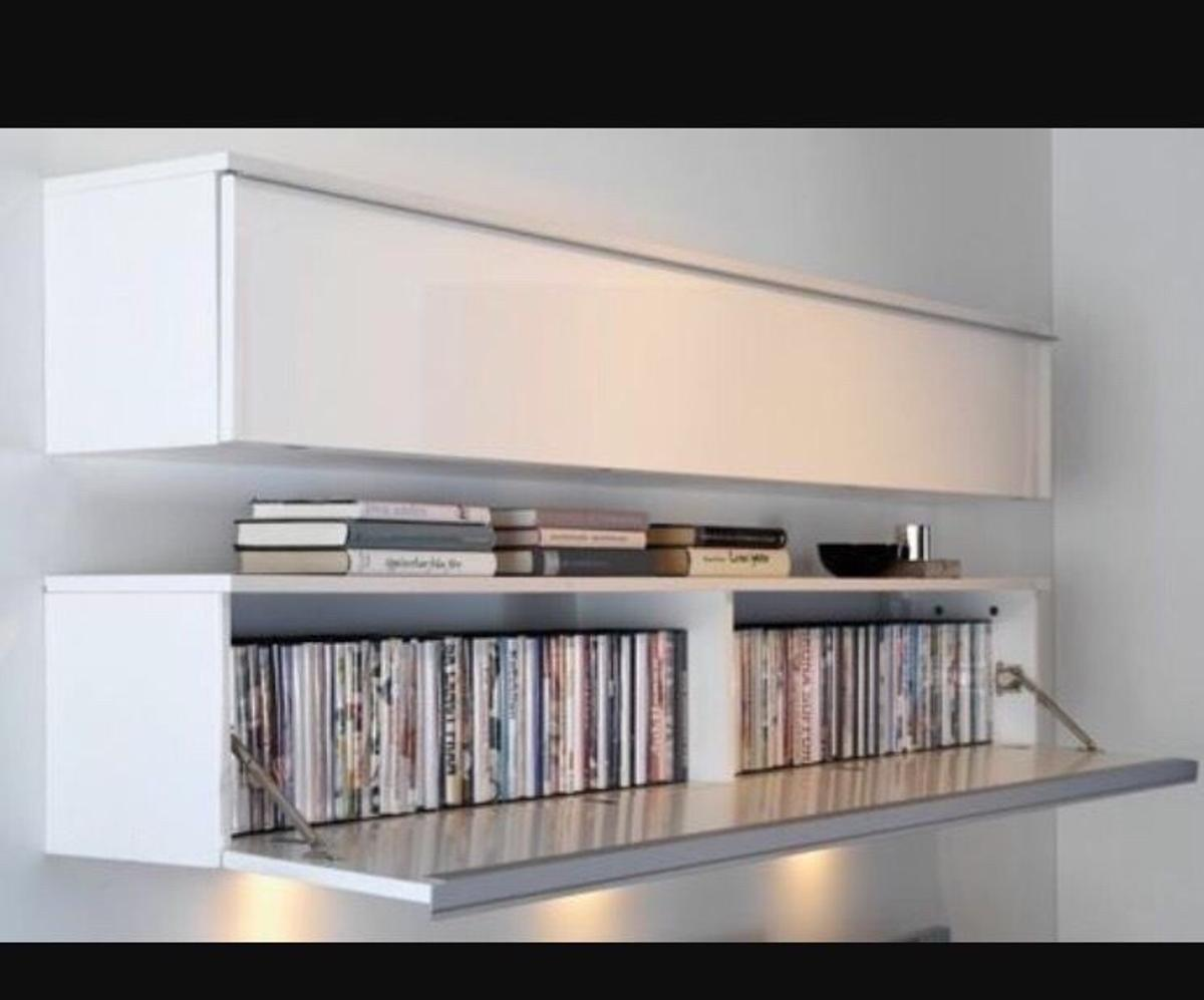 Ikea Burs Regal Weiss Hochglanz In 82178 Puchheim For 50 00 For