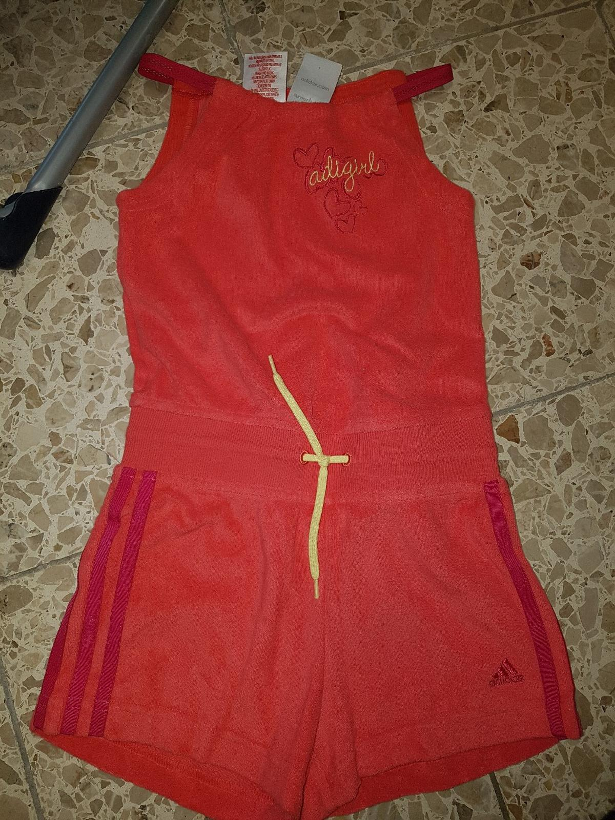 Adidas Frottee Jumpsuit Gr.116