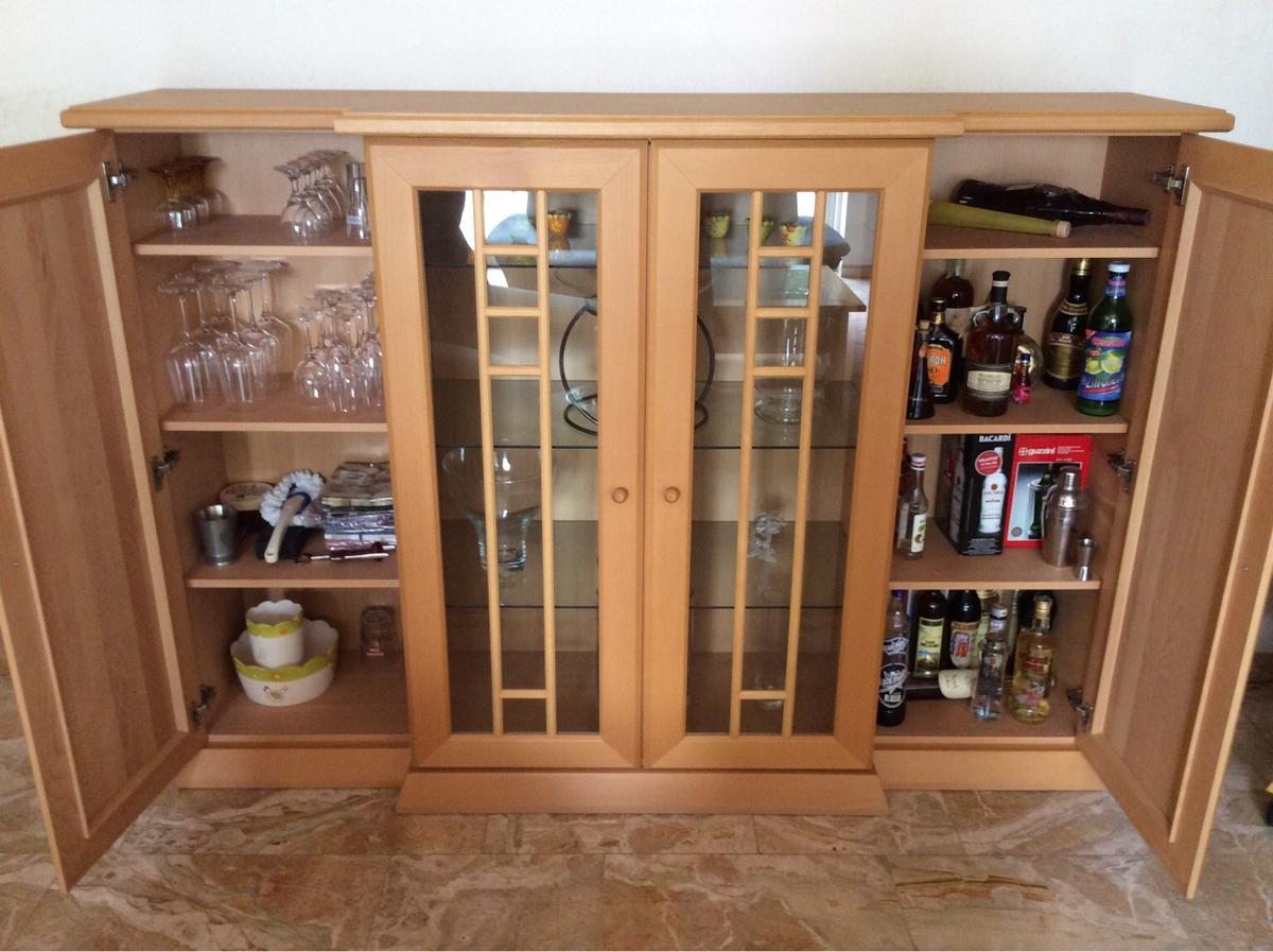Vitrine Schrank Sideboard Bar In 67346 Speyer For 150 00 For Sale
