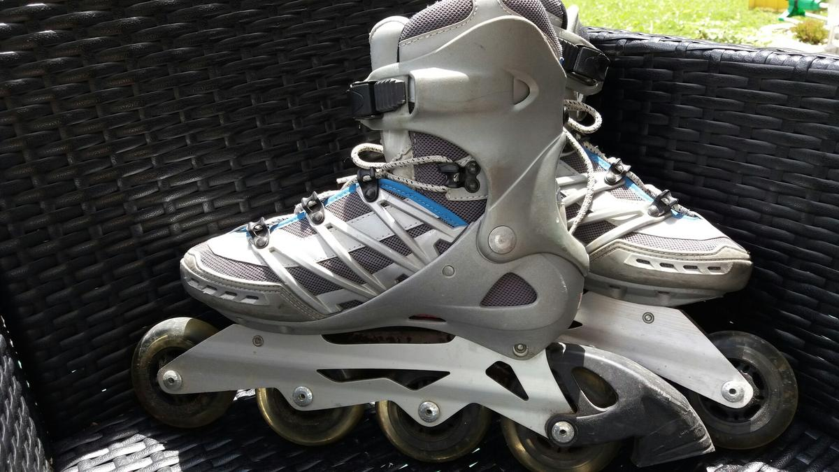 factory outlets excellent quality 2018 sneakers Salomon Siam 7 Damen Inliner in 6465 Nassereith for €10.00 ...