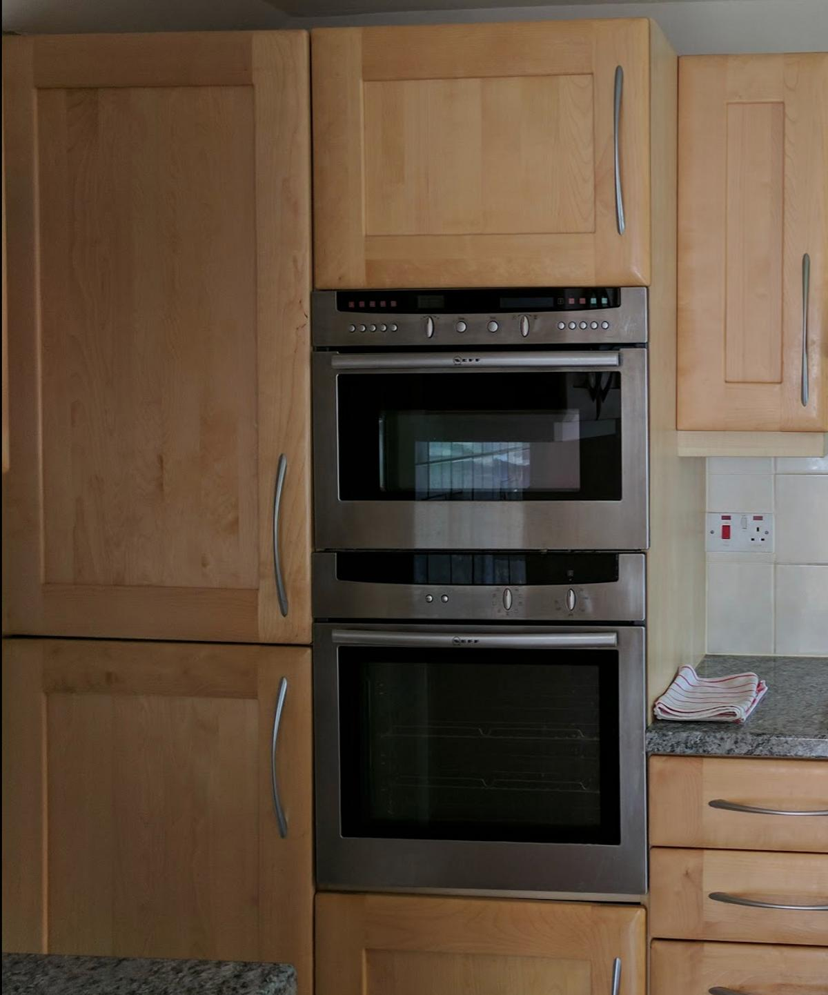 Neff Oven & Microwave