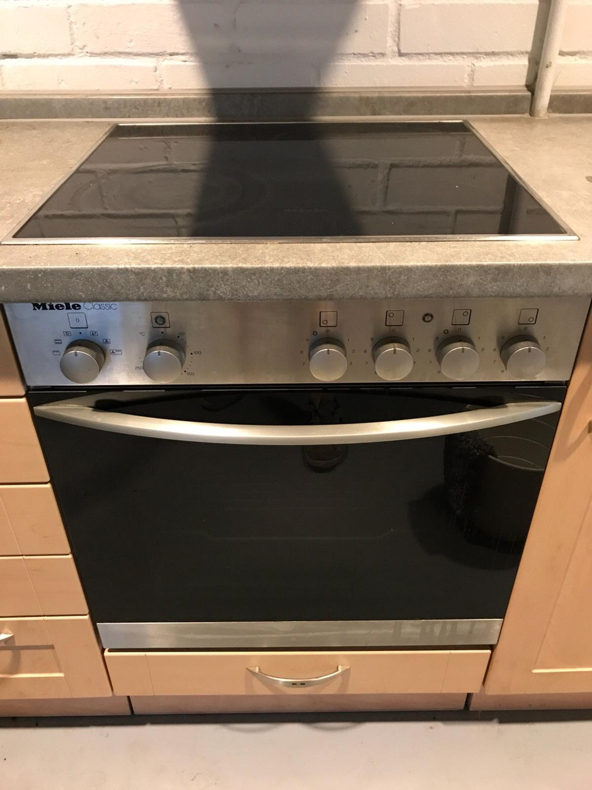 Wonderbaarlijk Einbauherd Miele Classic in 68309 Mannheim for €180.00 for sale XK-21