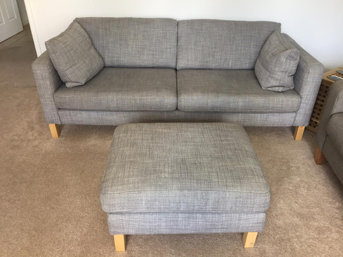 Grey Seat Woking Karlstad 00 Für Sofa In 275 Ikea Isunda Three Gu21 lTK1JcF