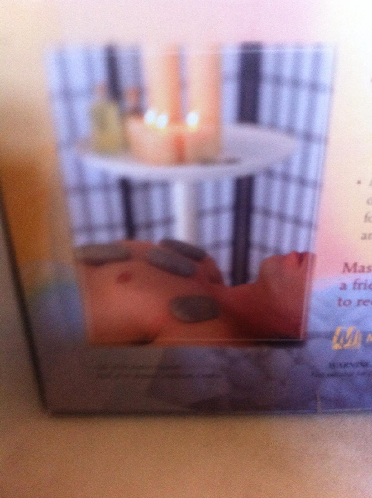 HOT STONE MASSAGE BOOK & KIT in FY3 Blackpool for £5 00 for