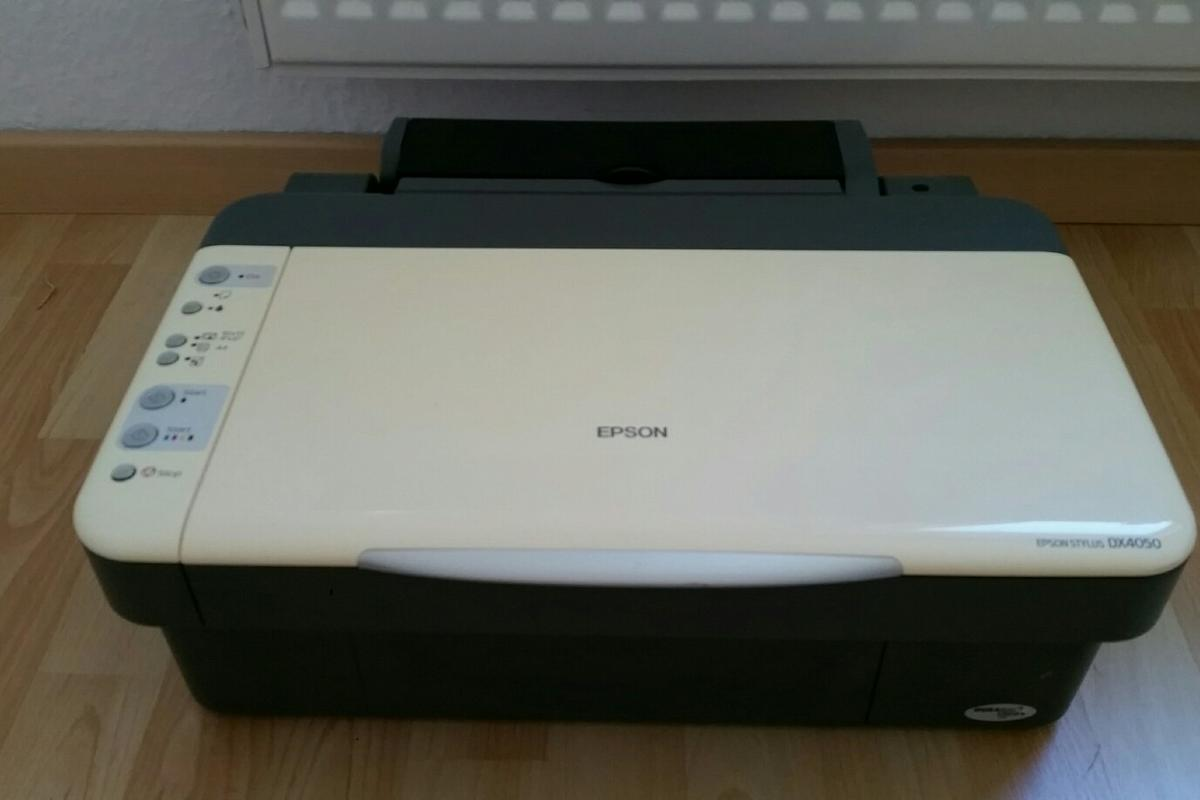 DRIVERS: EPSON DX4050 SCANNER
