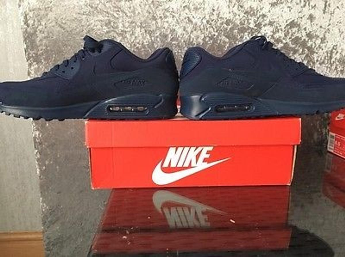 Nike air max 90 Midnight Navy Trainers