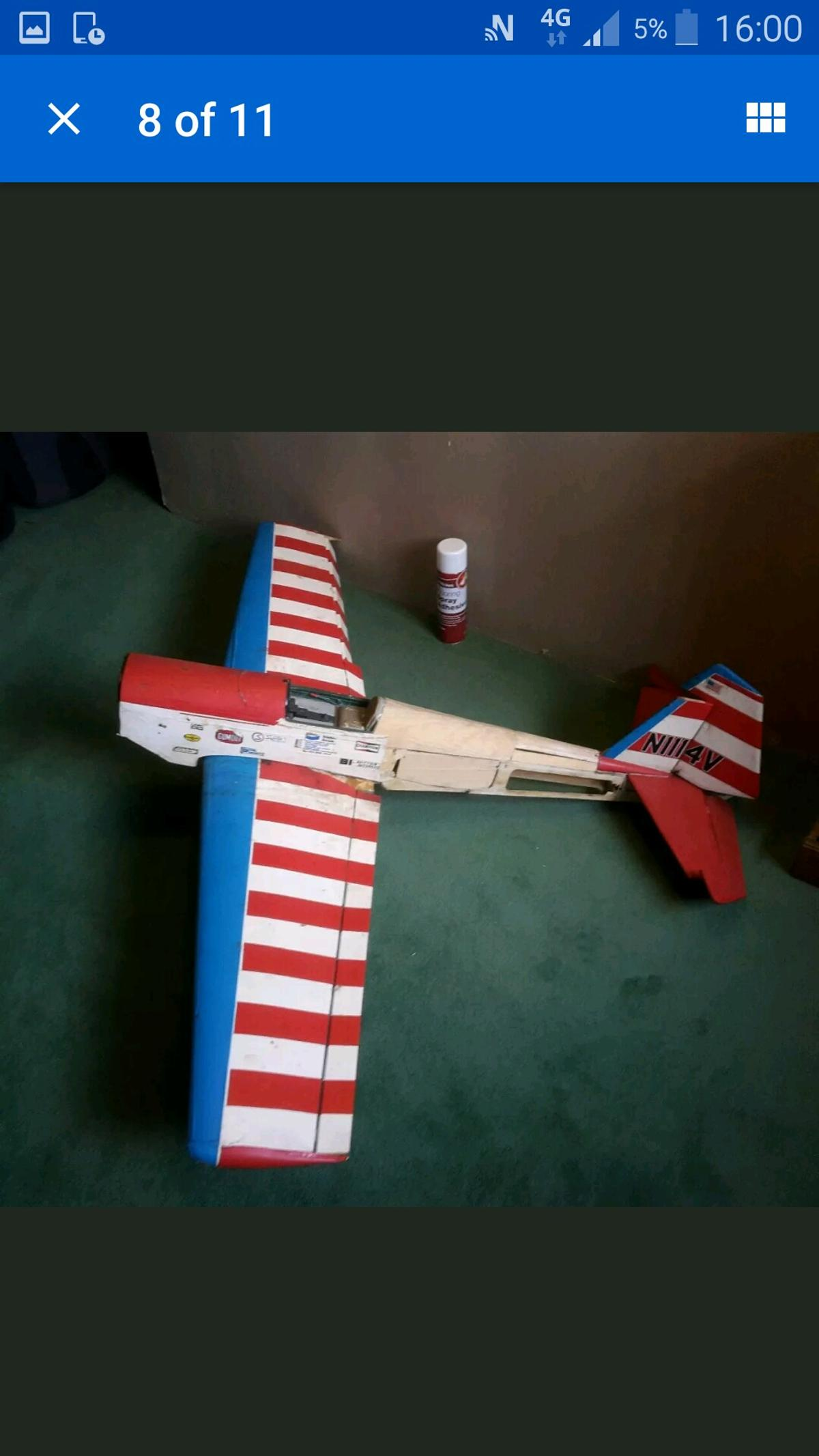 Rc planes nitro electric aircraft airplane in L31 Maghull