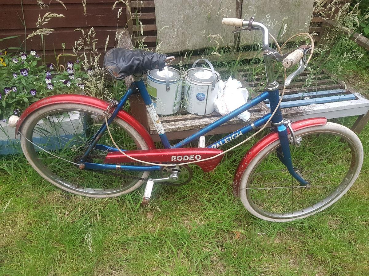 9bad612e587 Vintage Raleigh Rodeo childs bicycle bike in WA2 Warrington for ...
