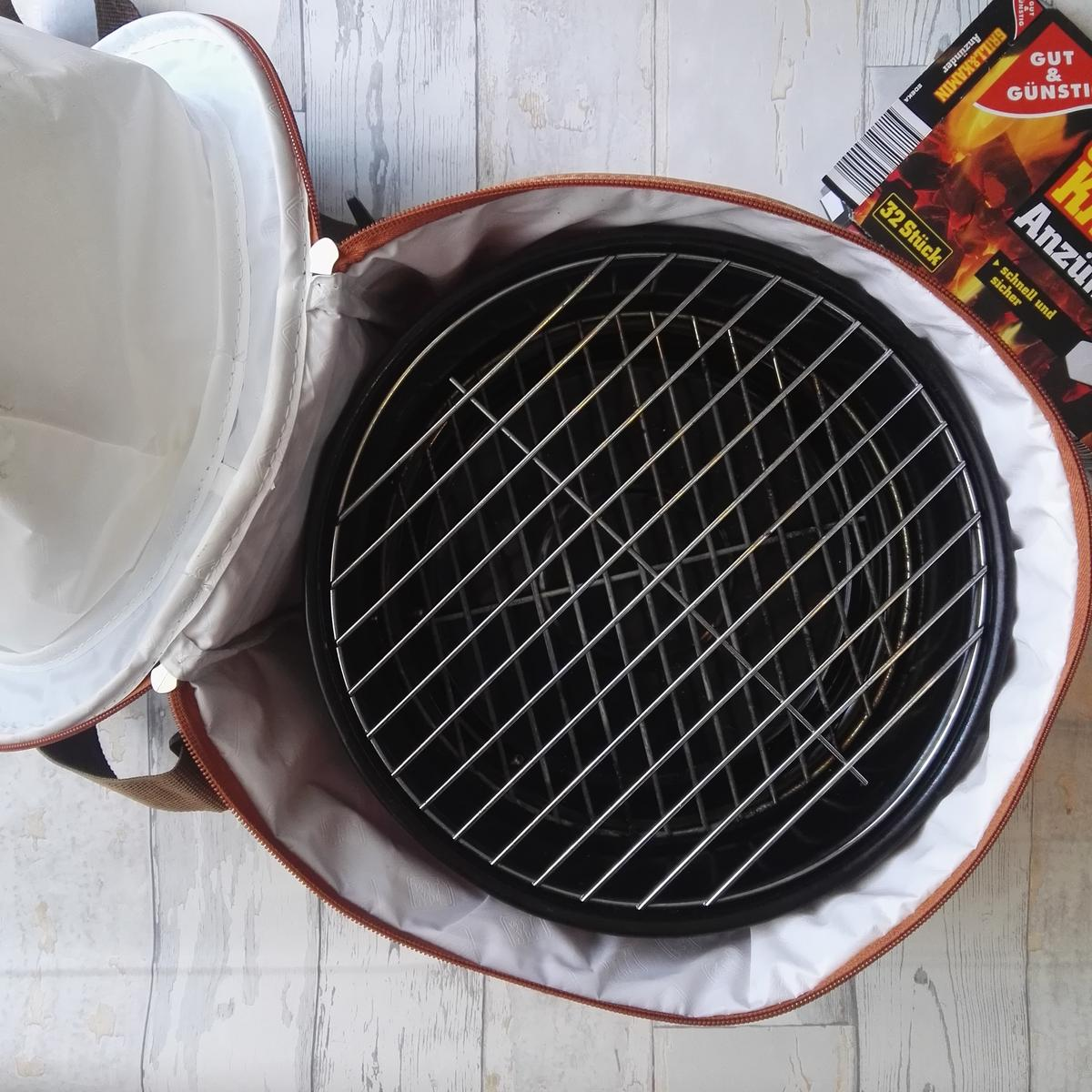 Camping Grill | Picknick Grill | Tragegrill in 66482