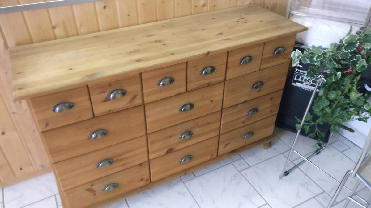 Sideboard Fichte Natur In 6252 Breitenbach Am Inn For 50 00 For