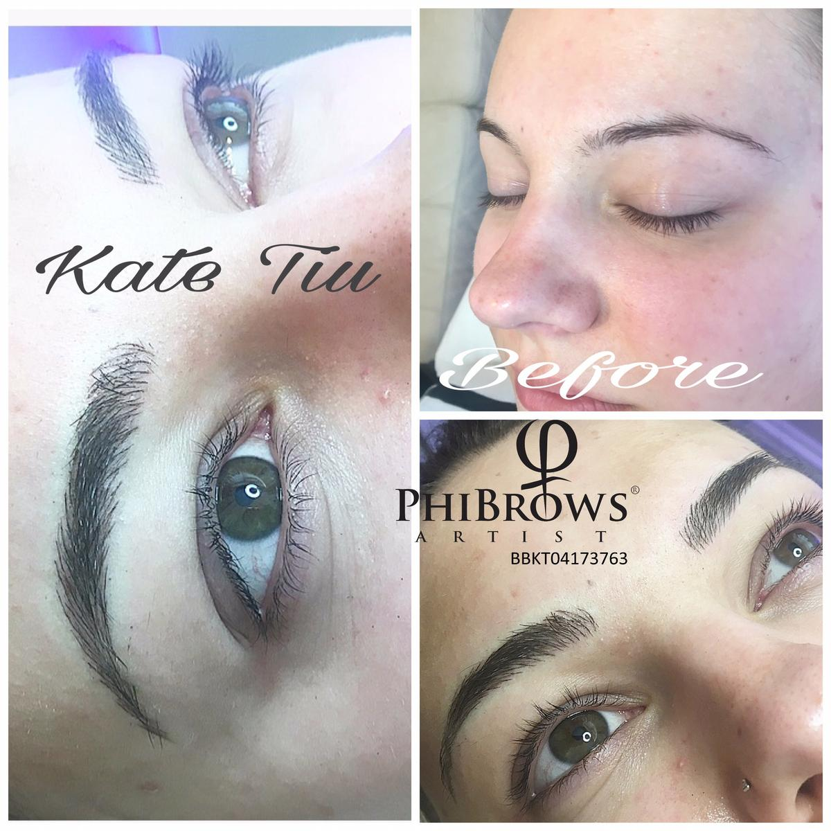 1738a83060e Microblading PHI Brows ARTIST by KateTiu in WD25 Watford for £200.00 ...