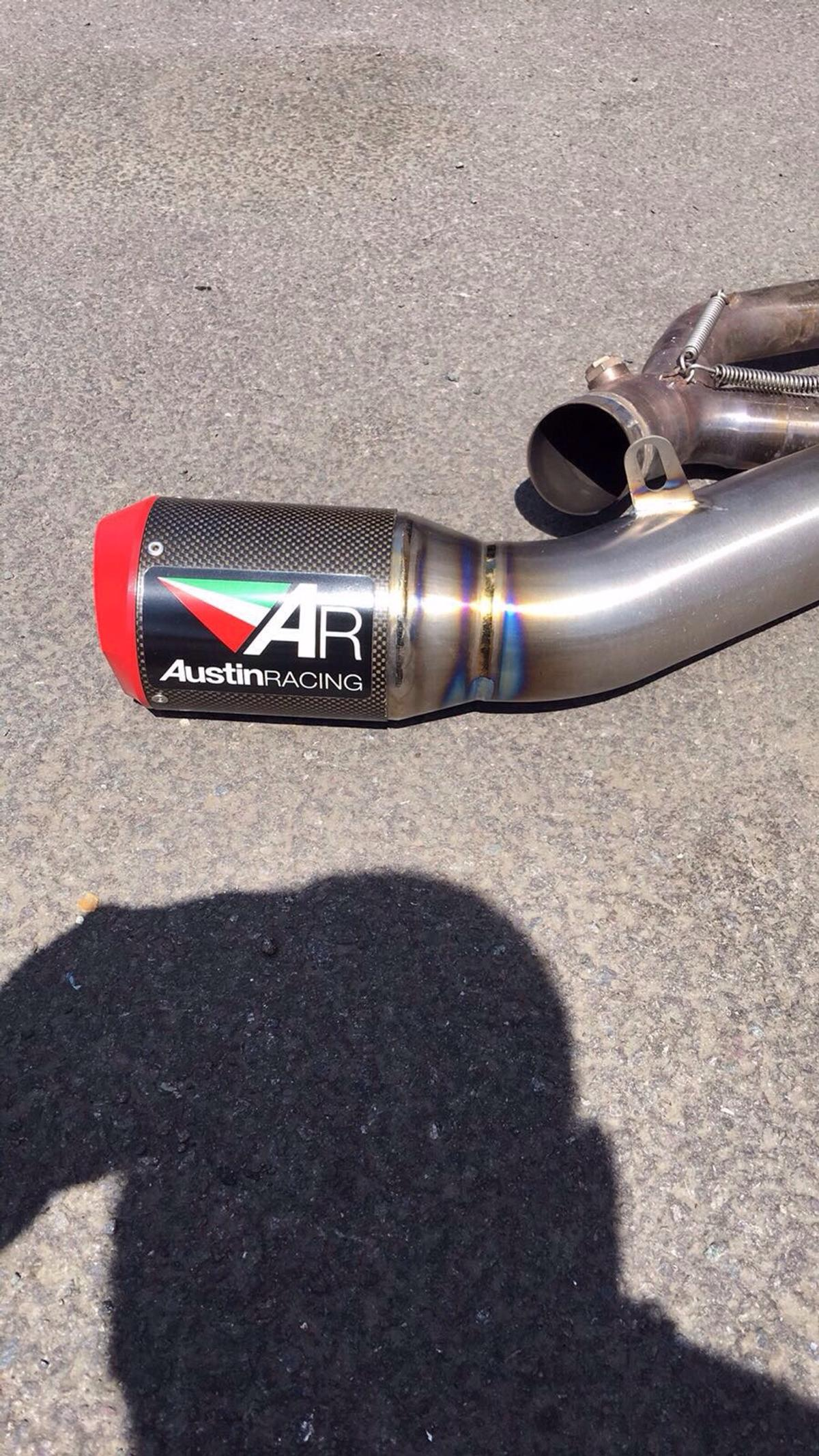 Austin Racing Exhaust S1000rr In Wv11 Wolverhampton For 800 00 For Sale Shpock