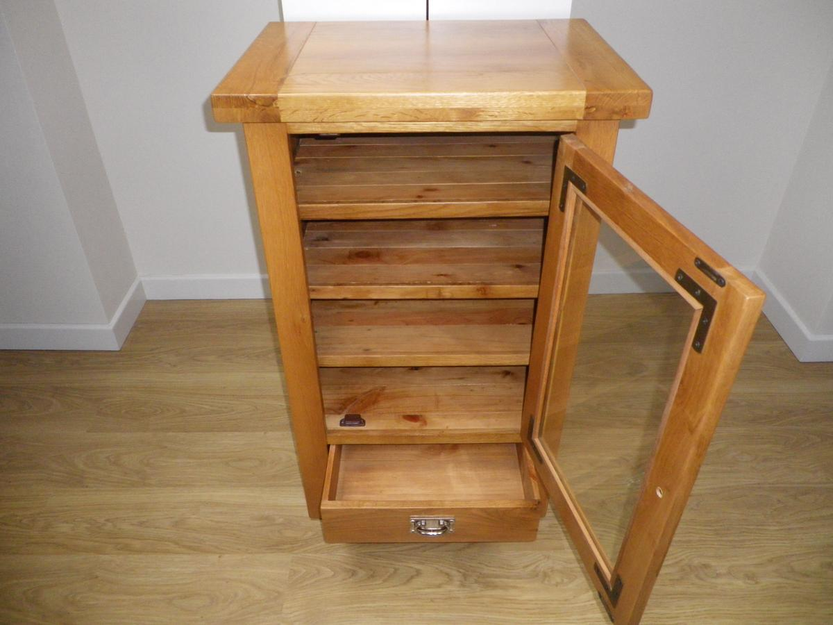 Oak Hifi Unit In Wn5 Orrell For 75 00