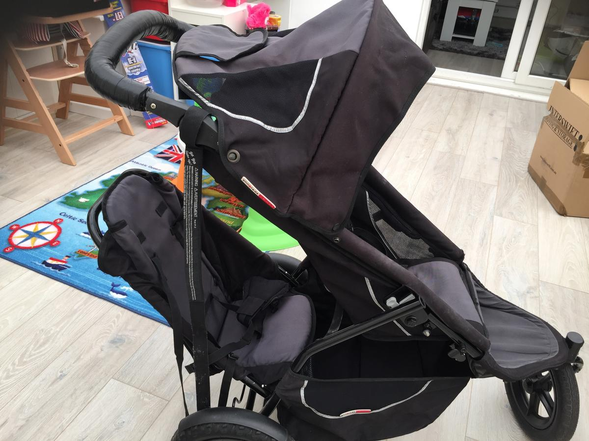 Phil Teds Sport Double Pushchair