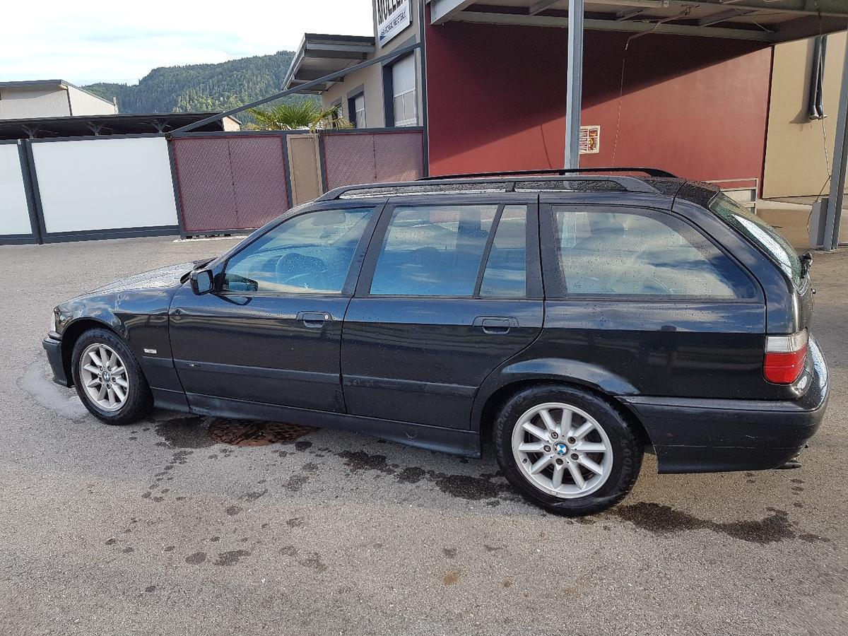 Bmw E36 325tds Touring M Packet In 9560 Feldkirchen In Karnten For 1 350 00 For Sale Shpock