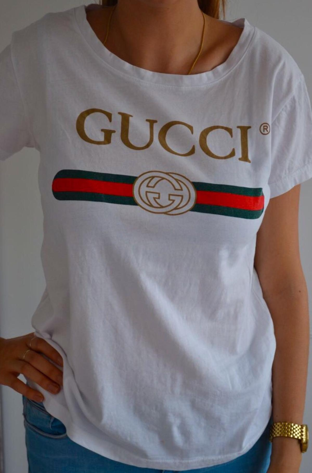 cf6d135b2 Gucci look a like tshirt in 50129 Bergheim for €15.00 for sale - Shpock