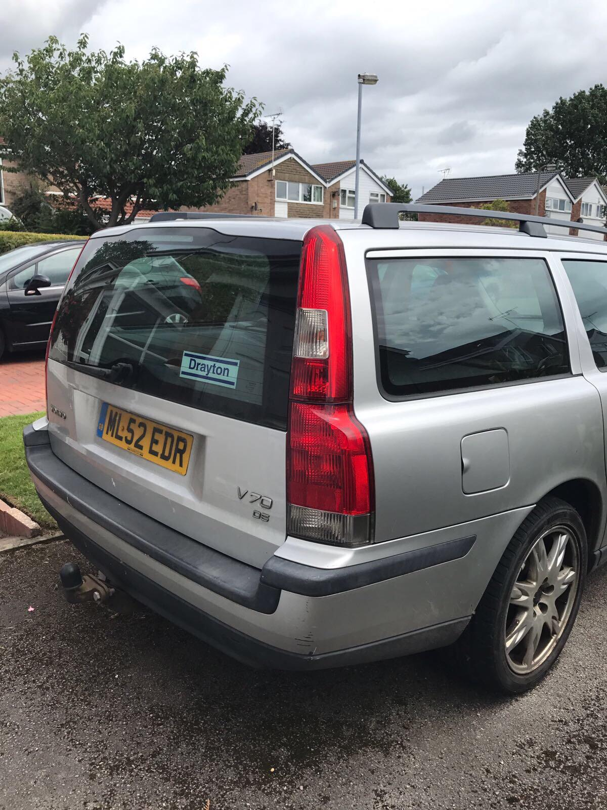 Volvo V70 D5 Estate 2002 in CH4 Broughton for £650 00 for