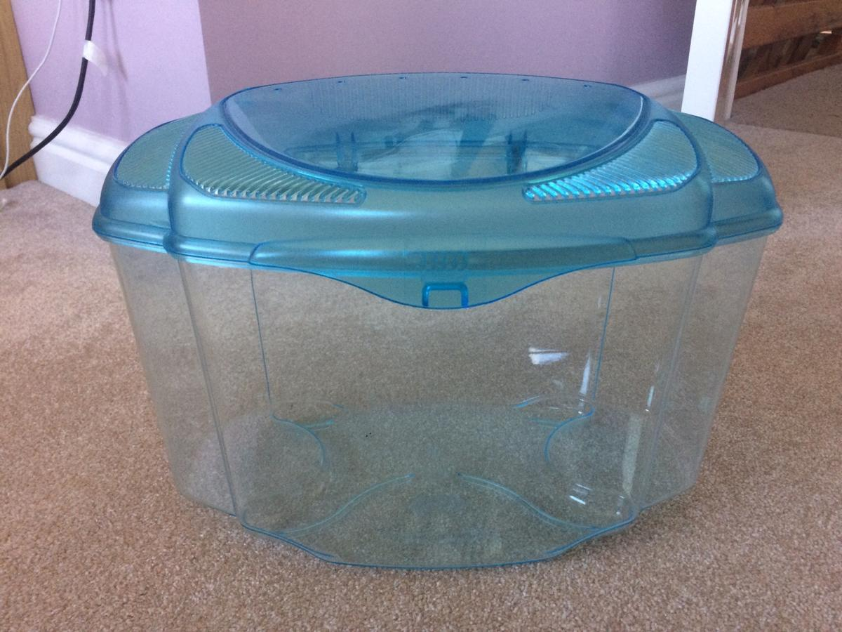 Small Pet Pen Carrier Terrarium In St7 Kidsgrove For 4 00 For Sale