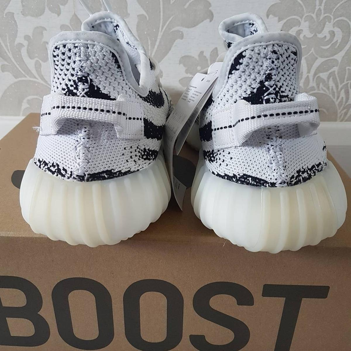 more photos 4673c fca83 Adidas YEEZY boost 350 V2 (zebra) size uk 6 in BR2 Bromley ...