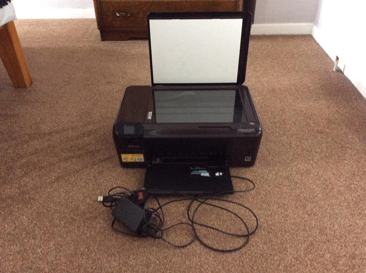 HP photosmart c4780 printer, scanner & copier