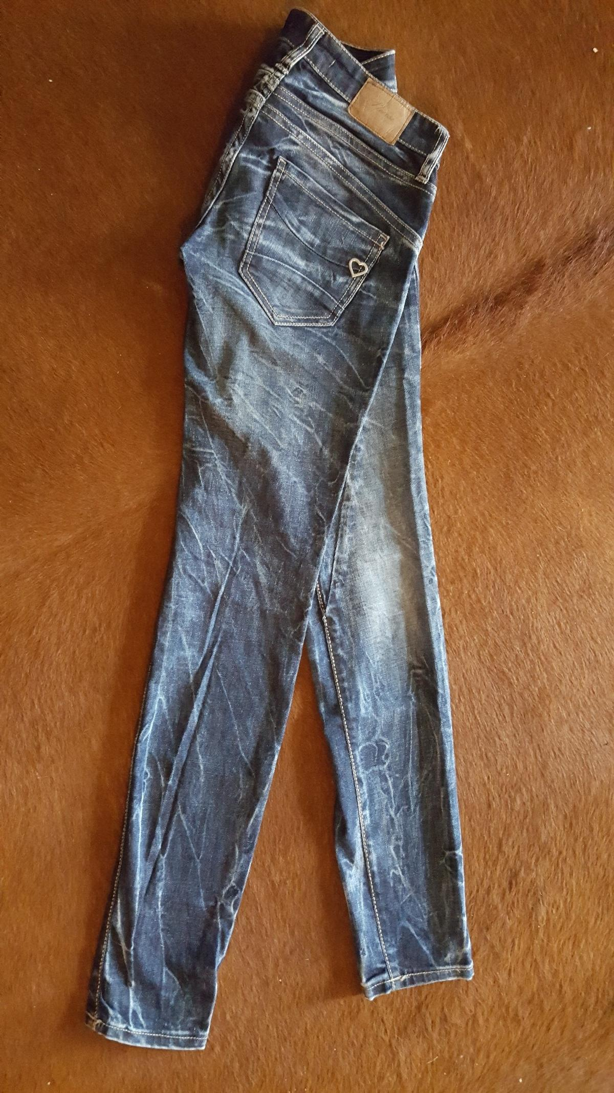 Please*Jeans*P68*coole Waschung* XS
