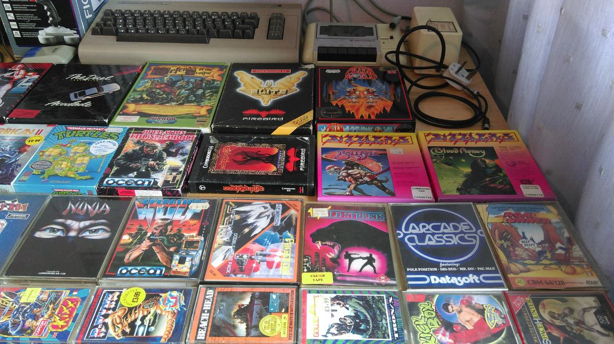 Commodore 64 (C64) bundle  Tested  in Rushcliffe for £150 00