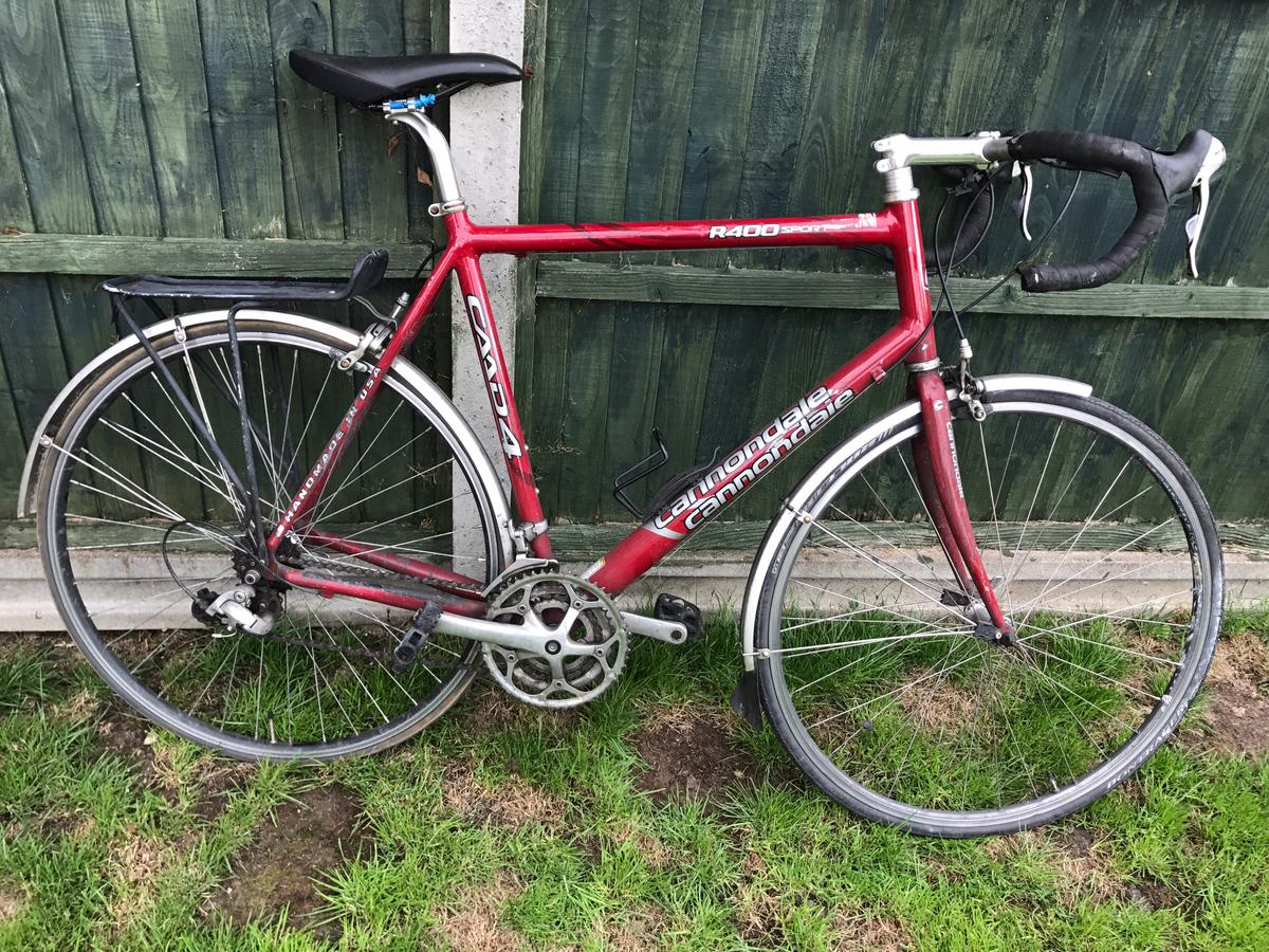 9c607e4bf0f Cannondale caad4 r400 sport in London for £50.00 for sale - Shpock