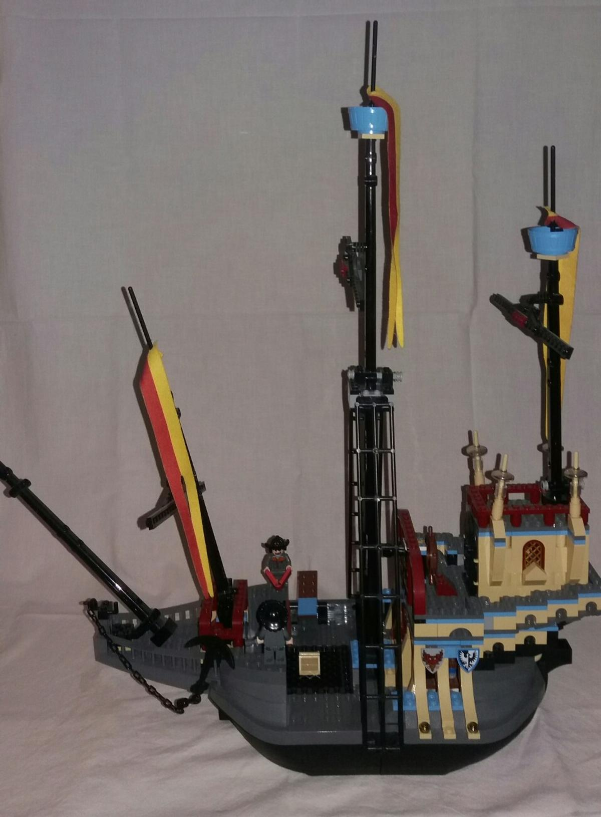 Durmstrang Schiff Aus Harry Potter Von Lego In 31608 Marklohe For 115 00 For Sale Shpock Beauxbatons academy of magic, фр. durmstrang schiff aus harry potter von